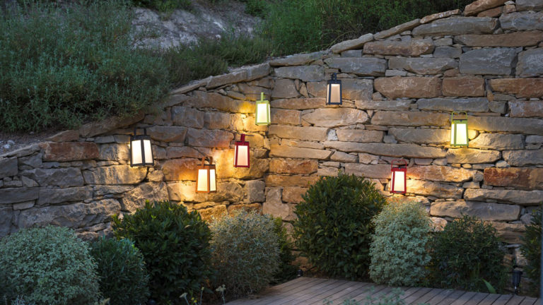Les Jardins Lanterne Solaire