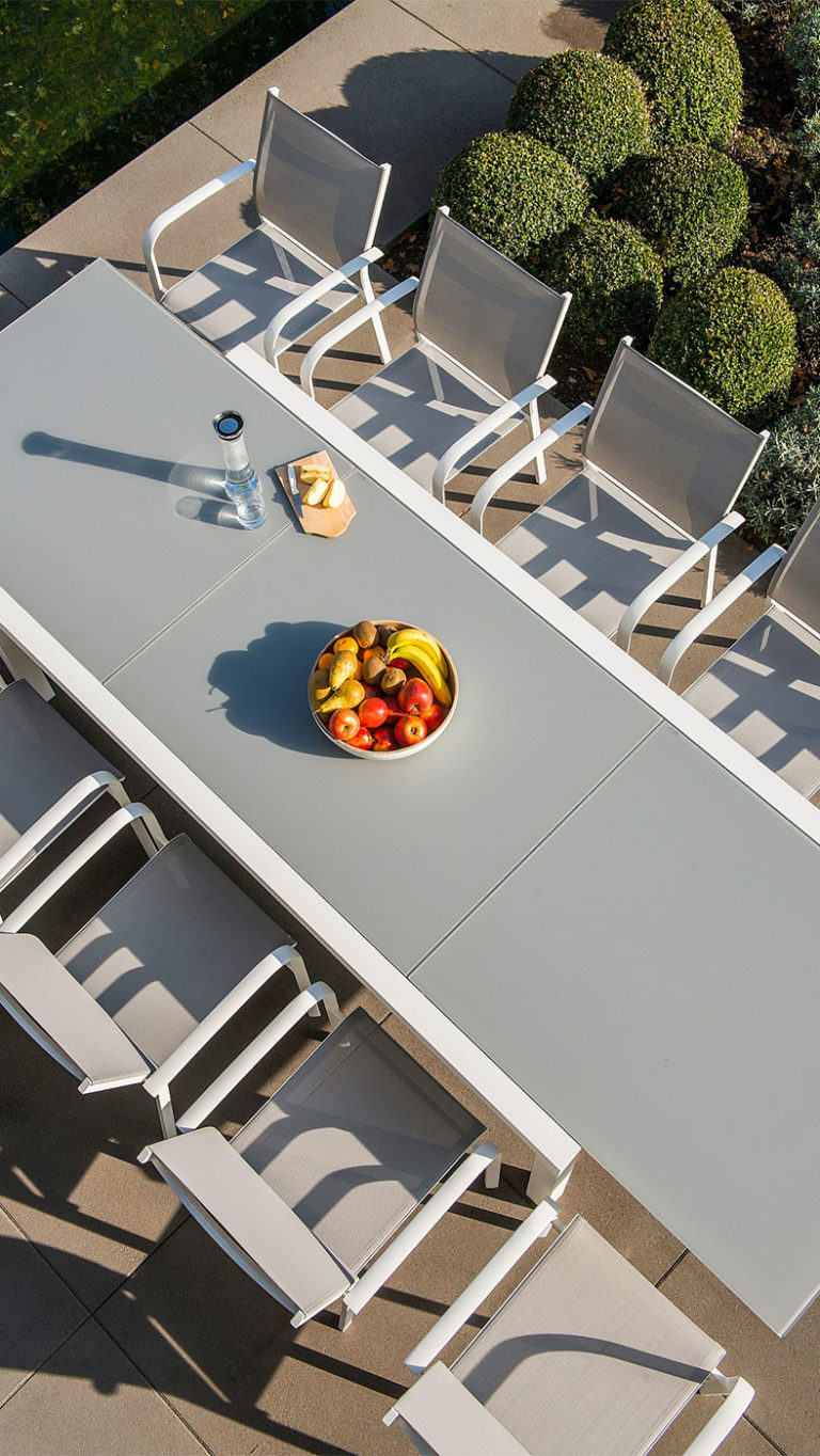 Jati Kebon Table Extérieur