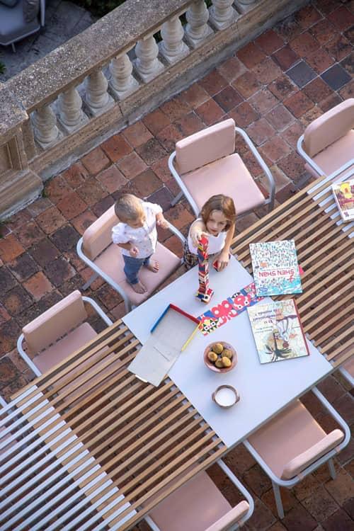 Table repas Sutra Ego Paris