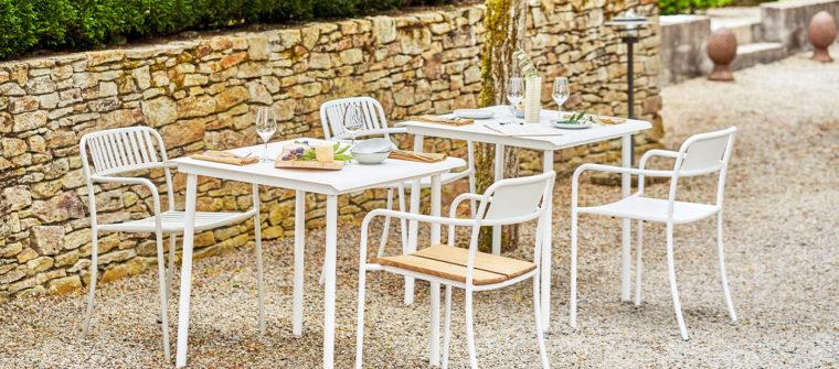 Table Resto Outdoor Tolix